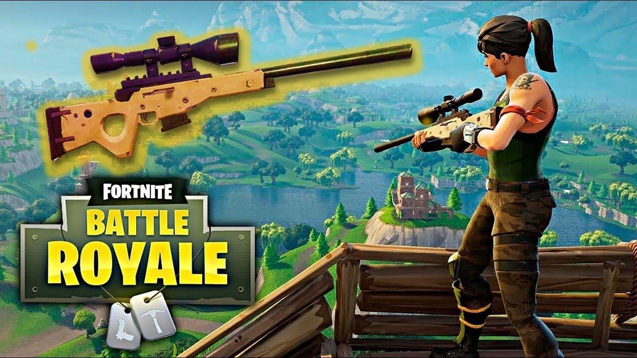 Fortnite'a Sniper Özel Modu Geliyor
