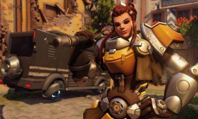 Overwatch'ın yeni karakteri Brigitte!