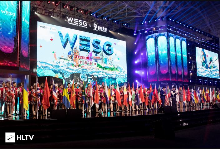 Space soldiers wesg 2017