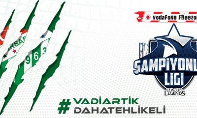 Bursaspor Esports Vodafone Şampiyonluk Ligi