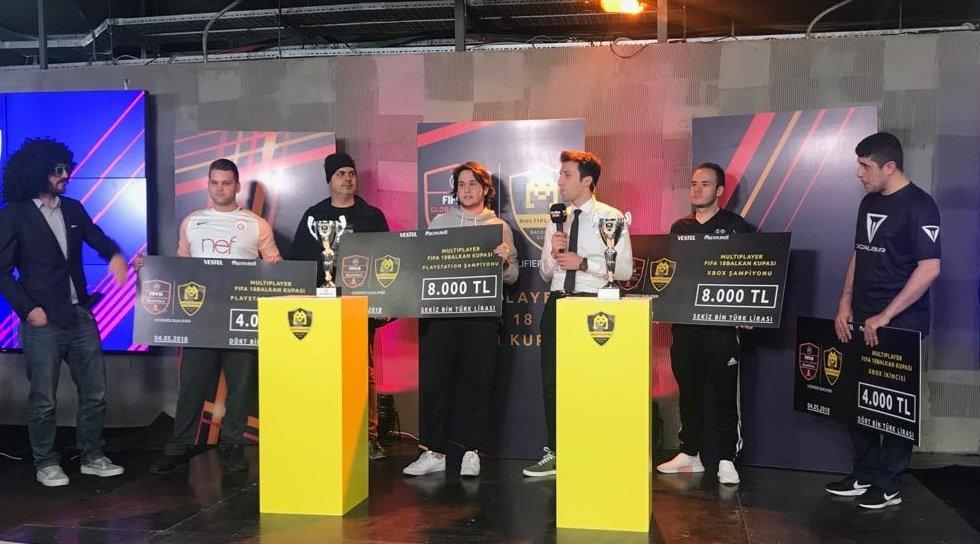 Multiplayer Balkan Kupası