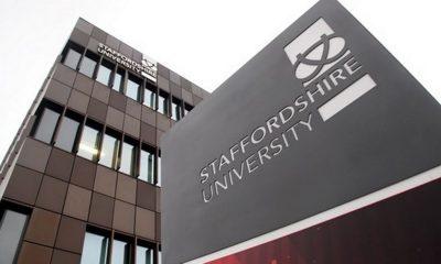 Staffordshire Üniversitesi espor kursu
