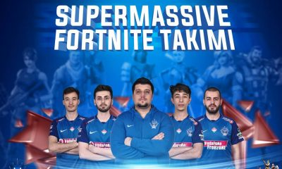 SuperMassive Esports'tan Fortnite atağı geldi!