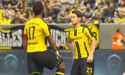 Borussia Dortmund PES 2019'da olmayacak