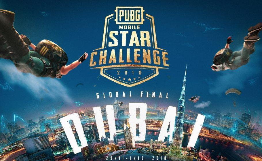 PUBG Mobile Star Challange, DOCH, PUBG Mobile