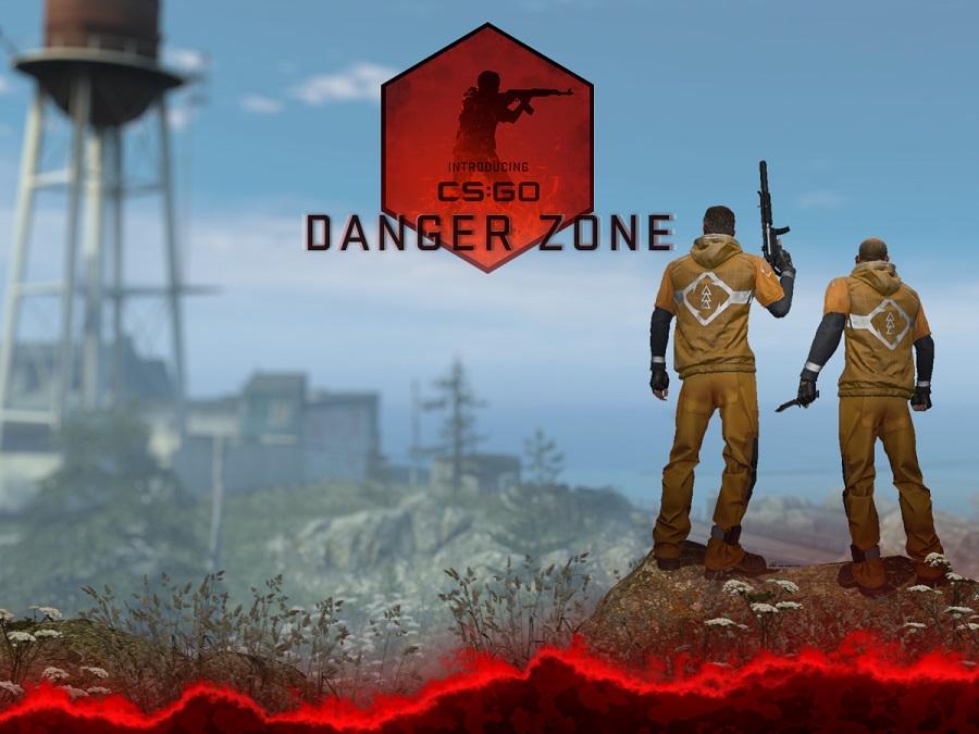 Danger Zone, CS GO ücretsiz, Battle Royale