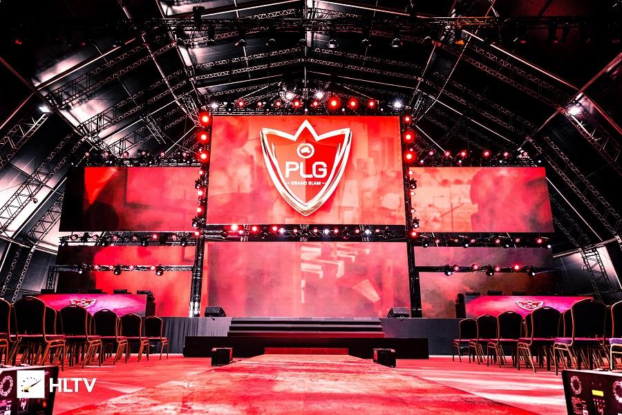 PLG Grand Slam 2018, sahne, stage