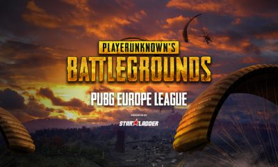PUBG Avrupa Ligi LAN Elemeleri