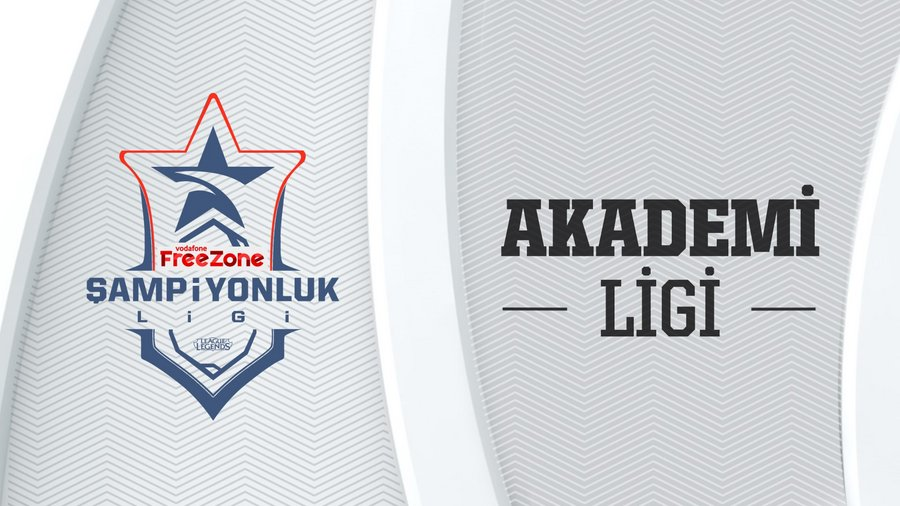 Akademi Ligi, League of Legends, Vodafone FreeZone Şampiyonluk Ligi, Riot Games
