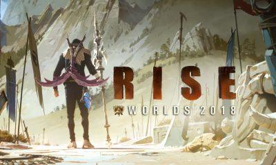 RISE, düşük bütçeli, Worlds 2018, dünya şampiyonası, league of legends