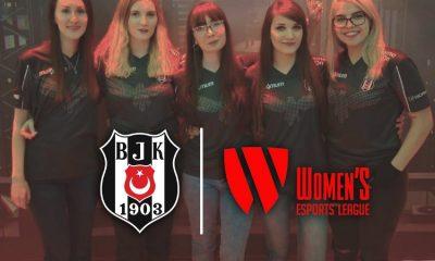 beşiktaş kadın lol takımı, beşiktaş kadın, lol, league of legends, beşiktaş esports, beşiktaş esports kadın takımı