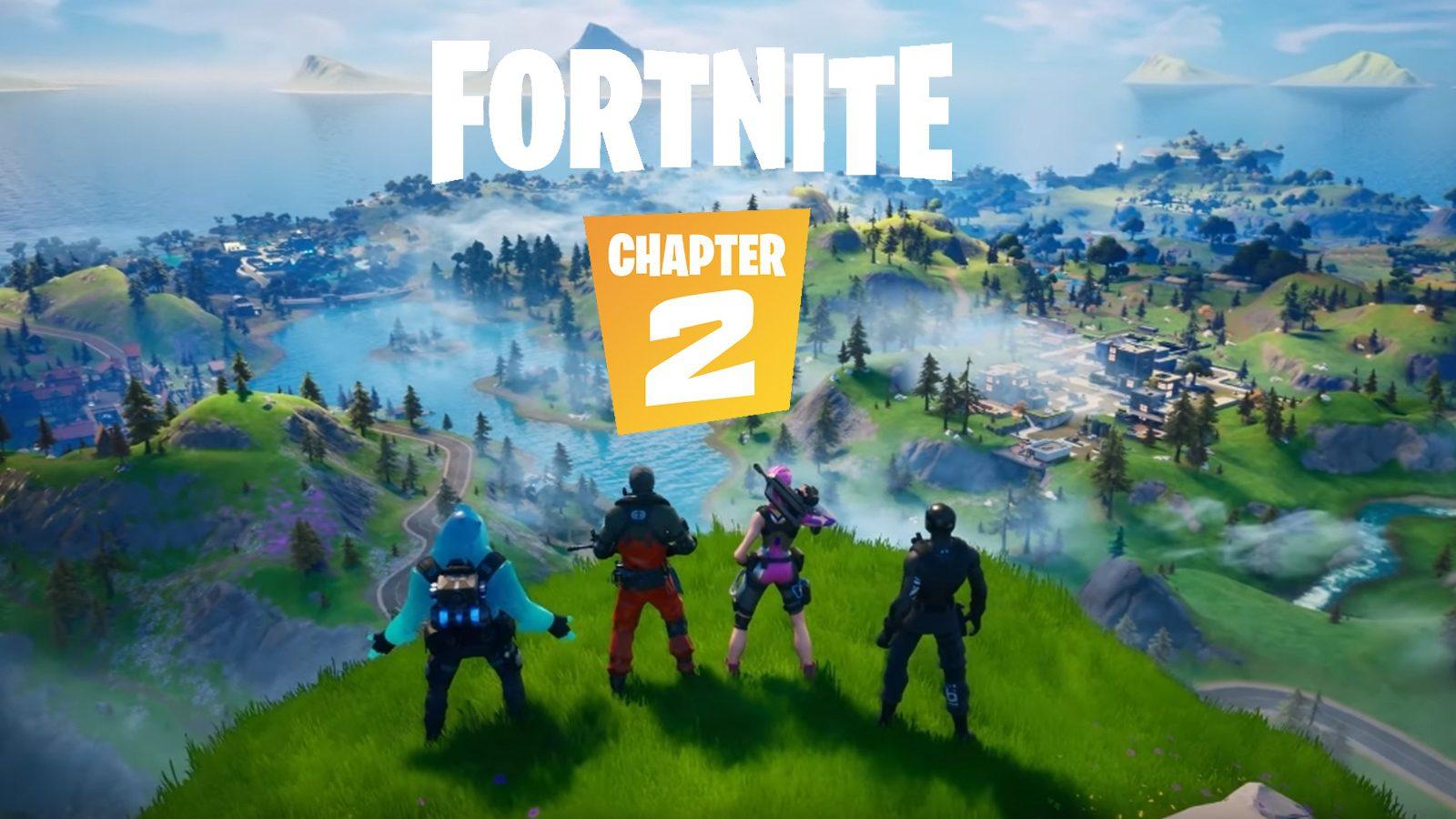 Fortnite Chapter 2 sezon 2 başlangıç tarihi