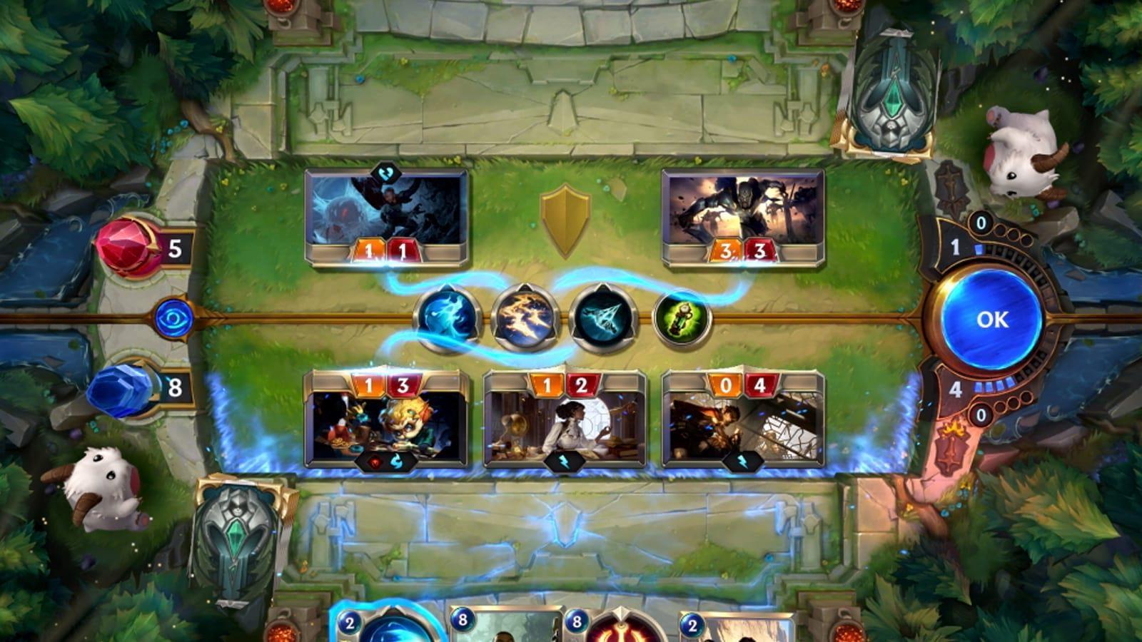Legends of Runeterra en güçlü desteleri
