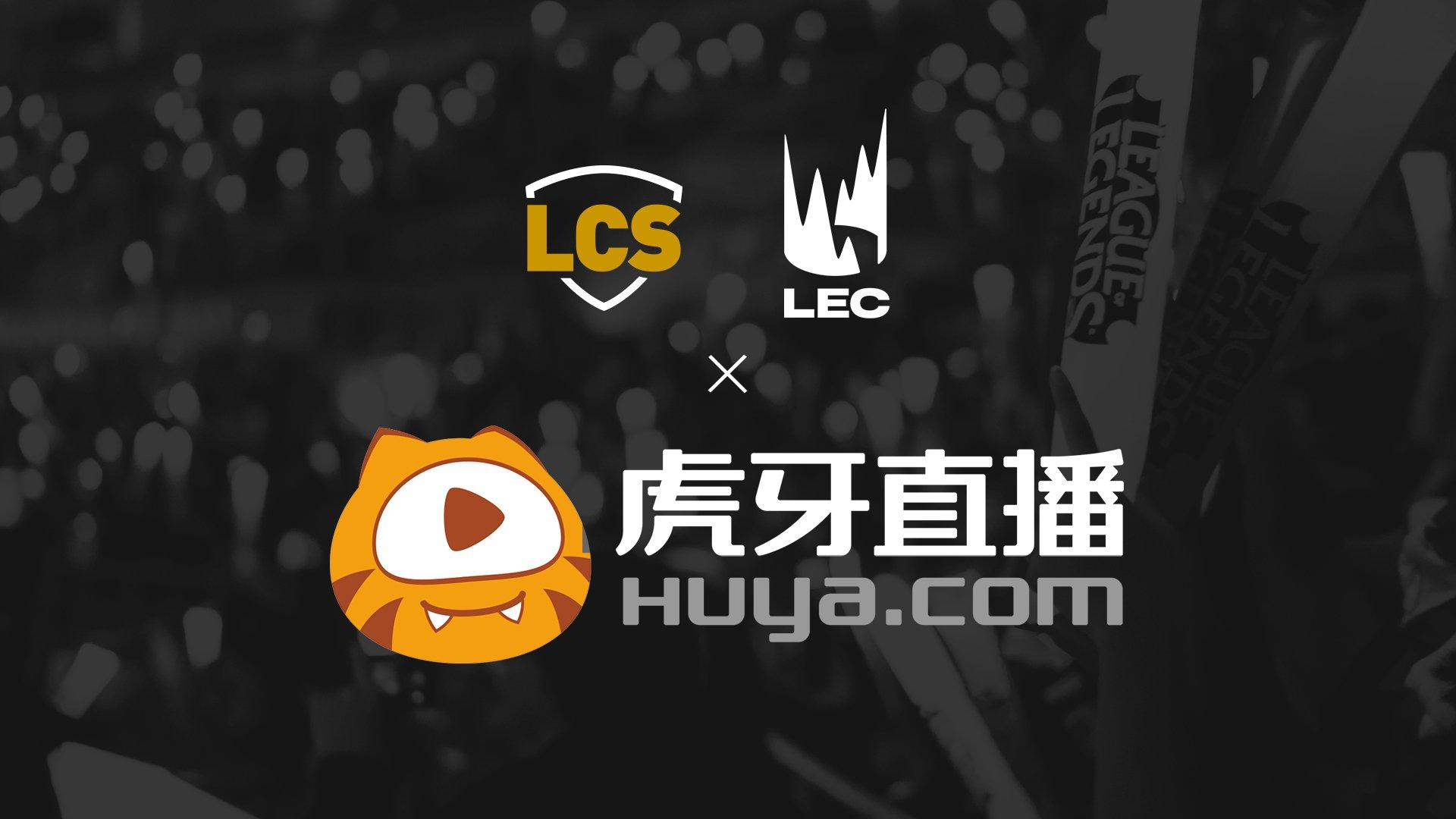 LEC ve LCS'e Çince partner geliyor!