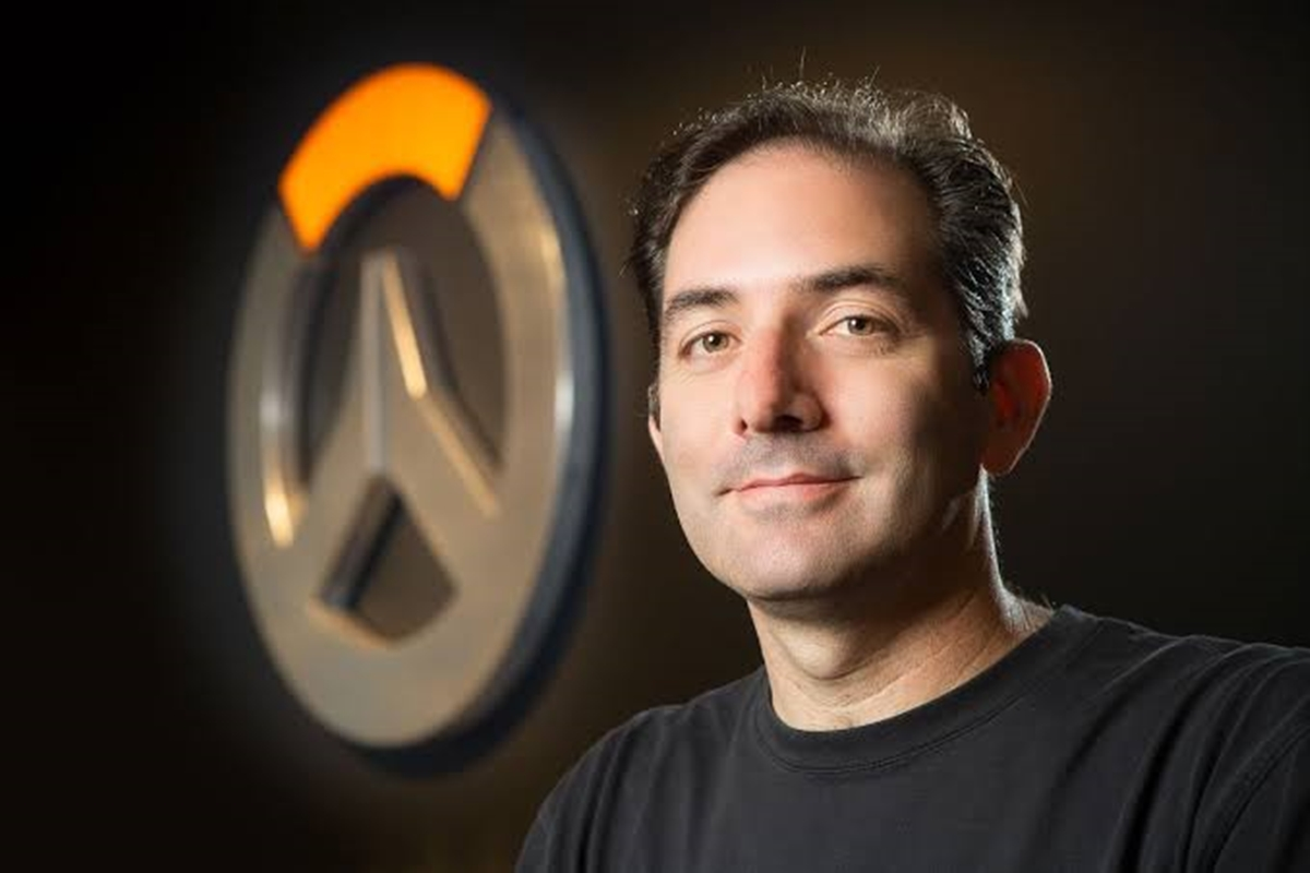 Jeff Kaplan Overwatch