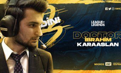 İstanbul Wildcats'e Doctor Transferi!