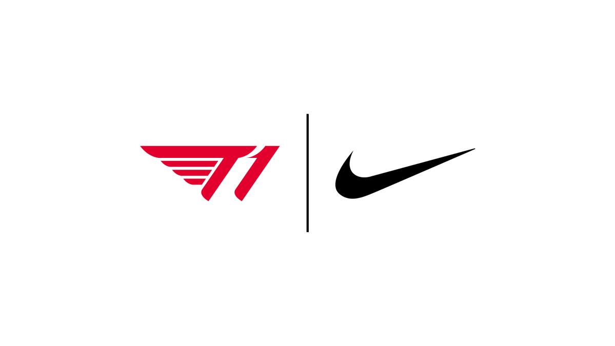 Nike ile T1 ekibi sponsorluk anlaşması imzaladı!