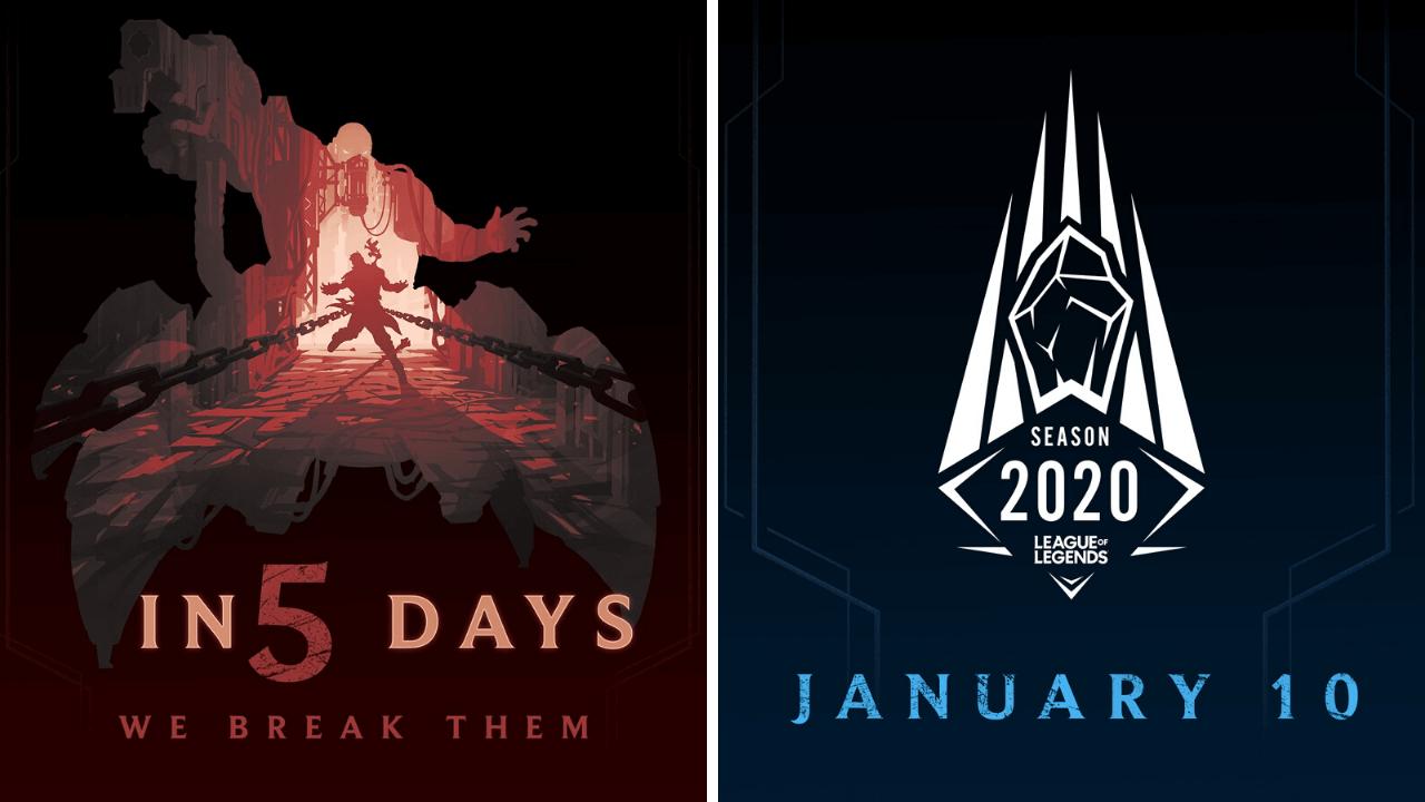 League Of Legends 2020 Sezonu 10 Ocak'ta Başlıyor!