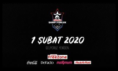 Vodafone Freezone Şampiyonluk Ligi Sponsorları Belli Oldu