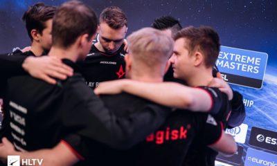 IEM Katowice 2020'de ilk yarı finalist Astralis!