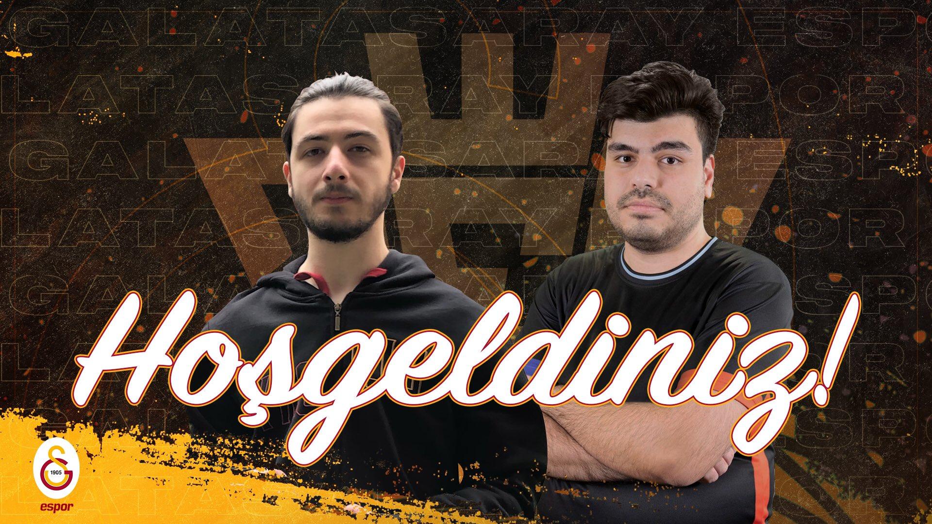 Galatasaray Espor PES 20 Takımı Kurduğunu Açıkladı