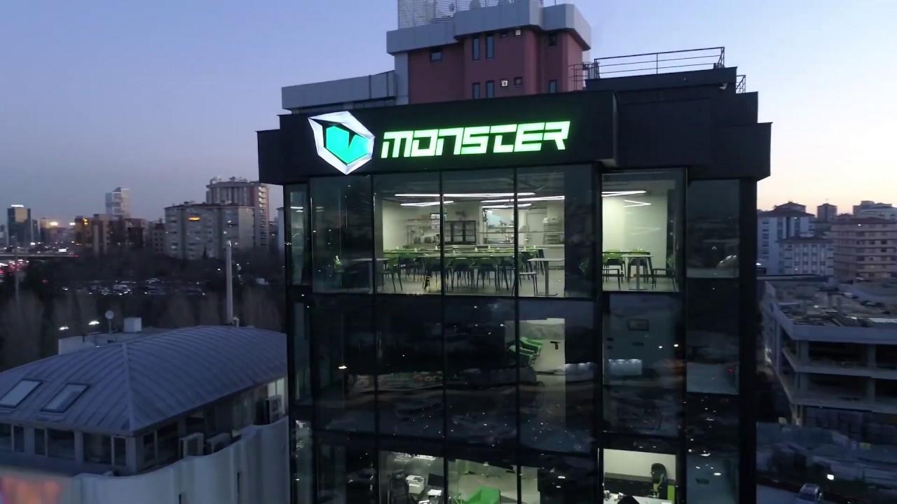 Monster Notebook Yeni Genel Merkezine Taşındı
