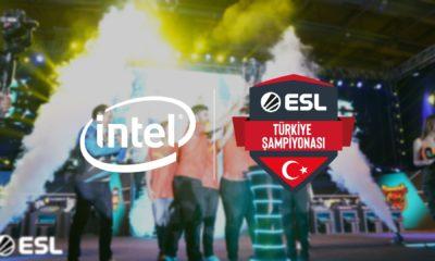 Intel ESL Türkiye Şampiyonası başladı!