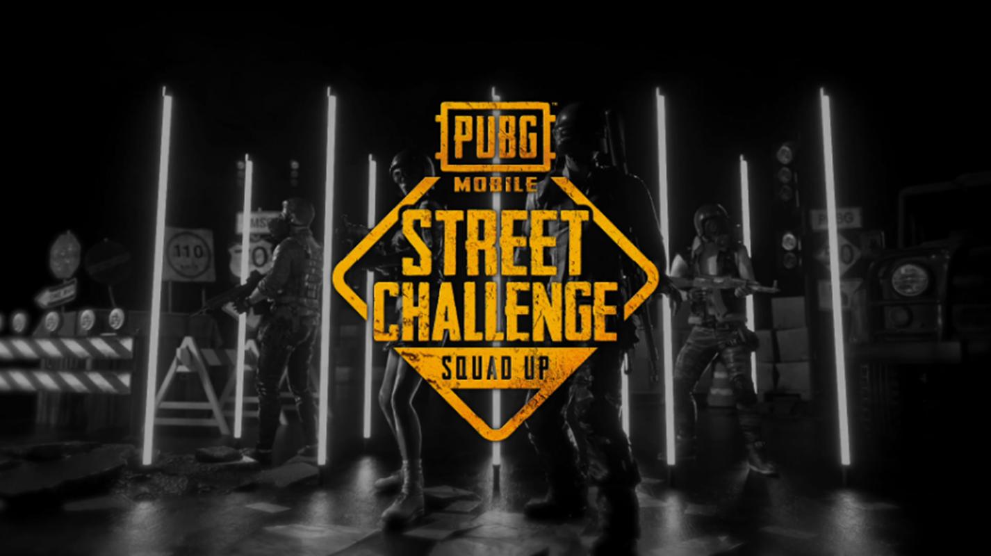 PUBG Mobile Street Challenge