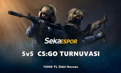 SekaEspor'dan 15000₺ ödül havuzlu CS:GO turnuvası!