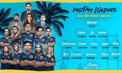 FastPay Wildcats 2020 Yaz Mevsimi Kadrosu Açıklandı