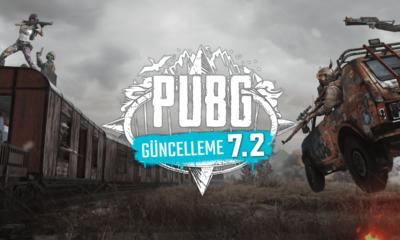 PUBG 7.2 güncellemesi yakında geliyor