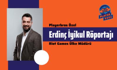 Playerbros Özel: Riot Games Ülke Müdürü Erdinç İyikul Röportajı