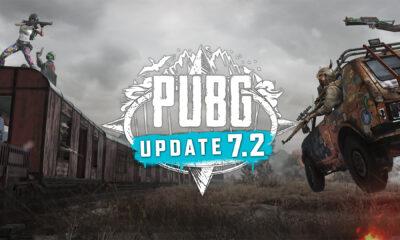 Dereceli Mod PUBG 7.2 Güncellemesindeki Yerini Aldı