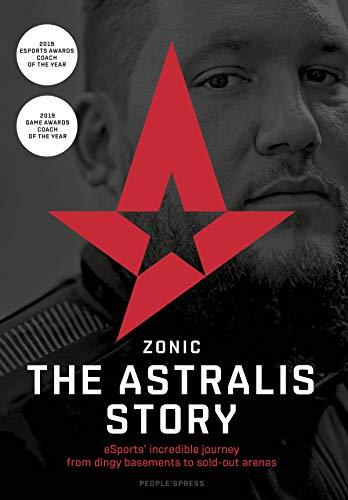 """Astralis Koçu Efsanevi İsim Zonic """"The Astralis Story"""" İsimli Kitabını Duyurdu."""