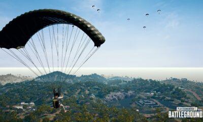 PUBG paraşüt takip