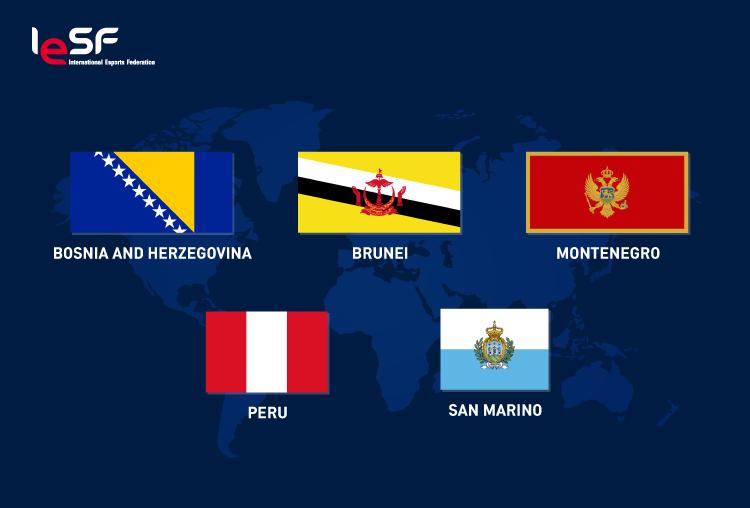uluslararası espor federasyonu
