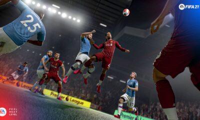 FIFA 21 Ultimate Team'in resmi fragmanı yayınlandı