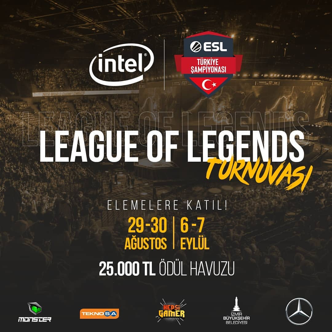 Esl League Of Legends