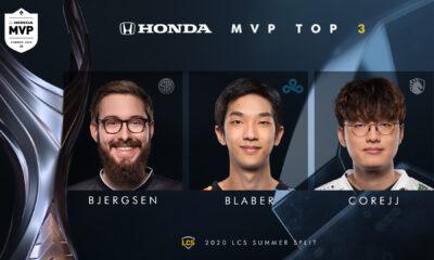 2020 LCS Yaz Mevsimi MVP