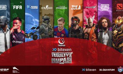 Bitexen TESFED Türkiye Kupası'nın kayıtları başladı!