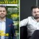 Business World Global dergisinin bu ayki kapağı espor!