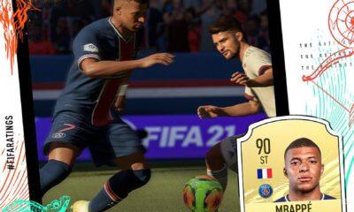 FIFA 21'in en iyi 21 yaş altı oyuncuları belli oldu! Kadroda birçok yıldız var!