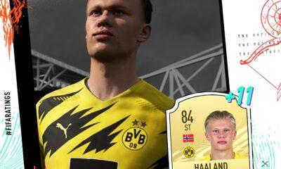 FIFA 21'in en çok gelişen oyuncuları
