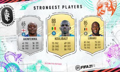 FIFA 21'in en güçlü oyuncuları belli oldu! Bu oyuncuları yıkmak çok zor!