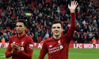 FIFA 21'in en iyi bek oyuncuları belli oldu! Liverpool'un bekleri zirveyi paylaştı!