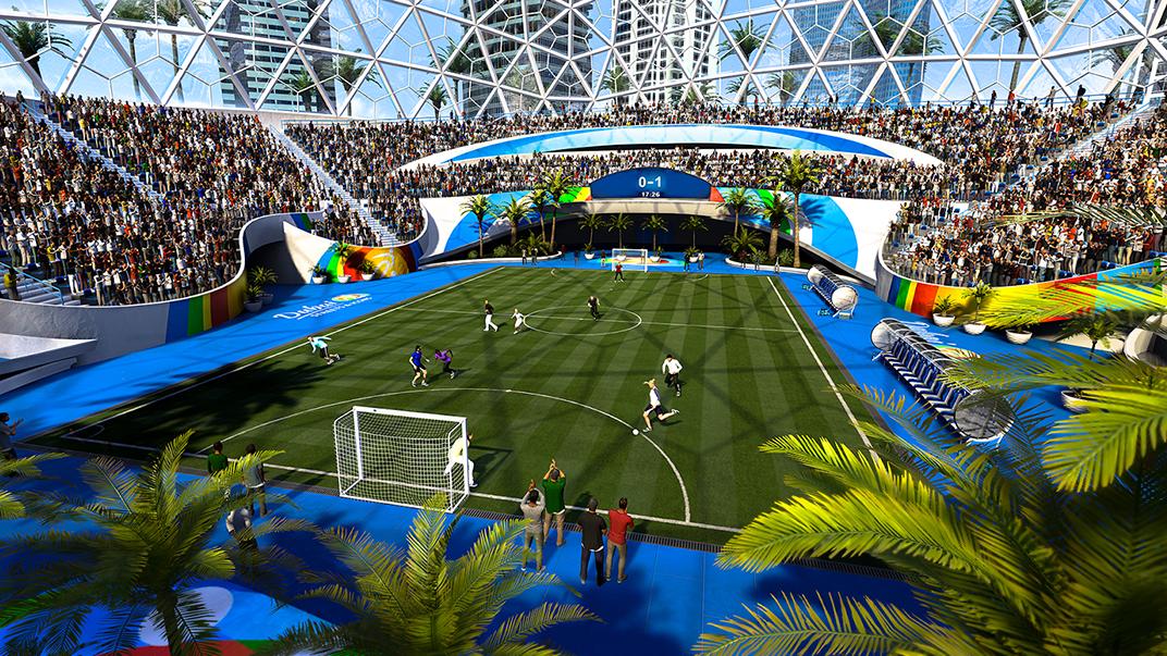 FIFA 21'in stadyumları belli oldu! Listede Türkiye'den de stadyum var!