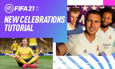 FIFA 21'in yeni kutlamaları belli oldu! Rakibinizi kızdırmak için yeni sevinçler!