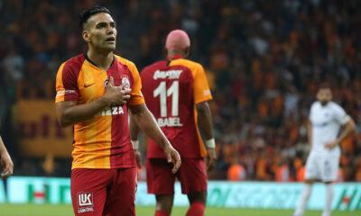 Falcao'nun FIFA 21 kartı belli oldu! Süper Lig'in en iyi forveti!