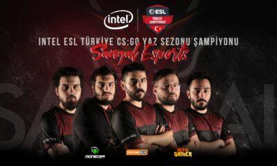 INTEL ESL Türkiye Şampiyonası: Sangal Esports, mutlu sona ulaşmayı başardı