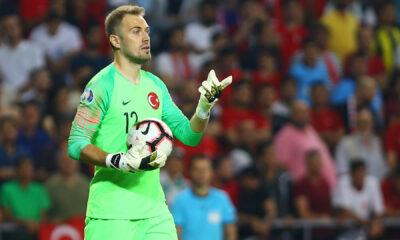 Mert Günok'un FIFA 21 kartı belli oldu! Türkiye'nin en iyi kalecisi!